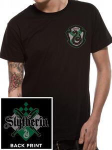 T-Shirt Unisex Harry Potter. House Slytherin