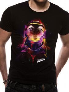 T-Shirt Unisex Tg. L Valerian. Valerian Helmet