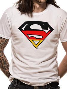 T-Shirt Unisex Tg. Xl Superman. German Flag