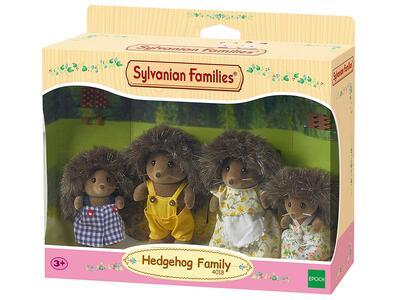 Sylvanian Families. Hedgehog Family