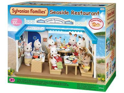 Sylvanian Families. Seaside Restaurant