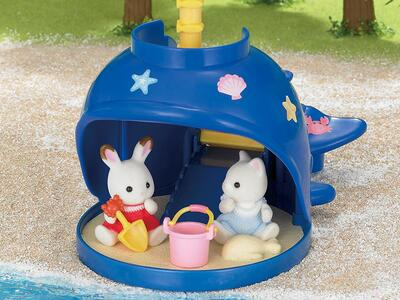 Sylvanian Families. Splash And Play Whale - 22