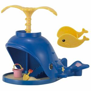 Sylvanian Families. Splash And Play Whale - 16