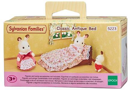 Sylvanian Families. Delightful Classic Antique Bed - 2