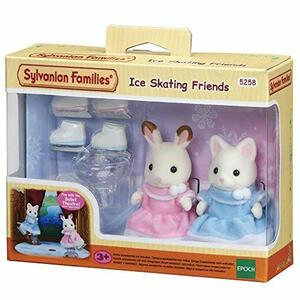 Sylvanian Families. Ice Skating Friends - 2