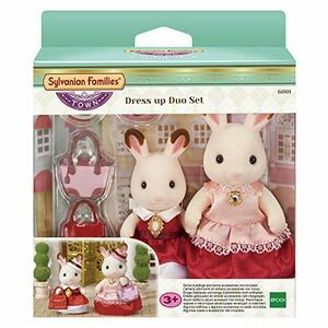 Sylvanian Families. Dress Up Duo Set