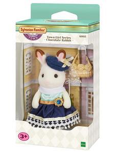 Sylvanian Families. Town Girl Series. Chocolate Rabbit