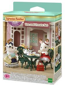 Sylvanian Families. Tea And Treats Set - 4