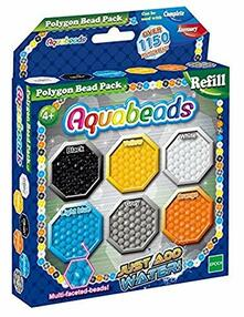Aquabeads. Polygon Beads Refill Set