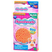 Aquabeads Solid Bead Pack. Orange