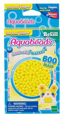 Aquabeads Gele Parels. Hobbypakket