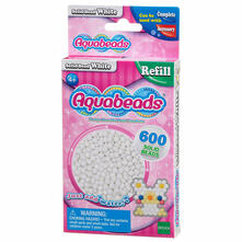 Aquabeads Solid Bead Refill Pack White