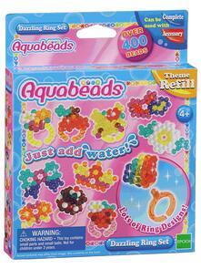 Aquabeads - Dazzling Ring Set
