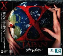 World. The Best of - CD Audio di X Japan