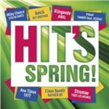 Hit's Spring! 2014 - CD Audio