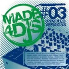 Made for DJs vol.3 - CD Audio