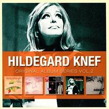 Original Album Series Vol 2 - CD Audio di Hildegard Knef