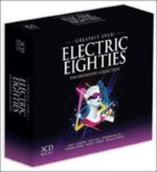 Electric 80's - CD Audio