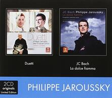 Duetti & J. C. Bach - CD Audio di Philippe Jaroussky