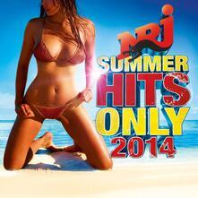 Nrj Summer Hits Only 2014 - CD Audio
