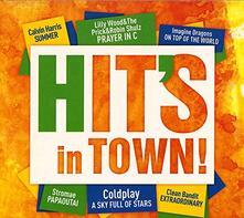 Hit's in Town 2014 - CD Audio
