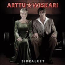 Sirpaleet - CD Audio di Arttu Wiskari