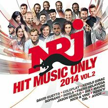 Nrj Hit Music Only 2014 vol.2 - CD Audio