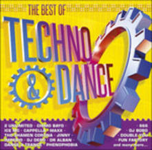Best of Techno and Dance - CD Audio