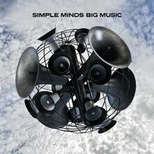 Big Music - CD Audio di Simple Minds