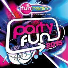 Party Fun 2015 - CD Audio