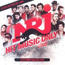 Nrj Hit Music Only 2015 - CD Audio + DVD