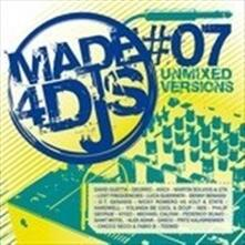 Made for DJs vol.7 - CD Audio