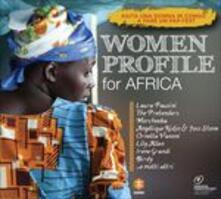 Women Profile for Africa (Fondazione Veronesi & CESVI) - CD Audio