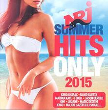 Nrj Summer Hits Only 2015 - CD Audio