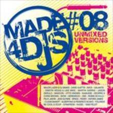 Made for DJs vol.8 - CD Audio