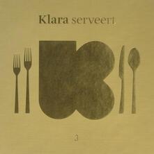 Klara Serveert vol.3 - CD Audio
