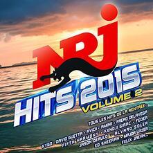 Nrj Hits 2015 vol.2 - CD Audio
