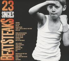 23 Singles - CD Audio di Beatsteaks