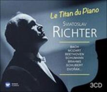 Le Titan Du Piano - CD Audio di Sviatoslav Richter