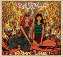 Roma. Live! - CD Audio di Baustelle