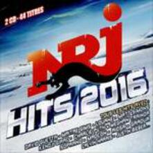 Nrj Hits 2016 - CD Audio