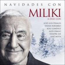 Navidades con Miliki - CD Audio di Miliki