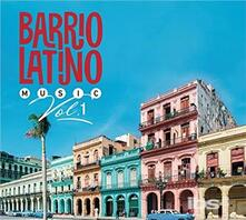 Barri Latino Music #1 - CD Audio