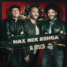 CD Max Nek Renga. Il disco Nek Francesco Renga Max Pezzali