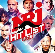 Nrj Hits List 2018 - CD Audio