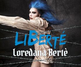 CD LiBerté Loredana Bertè