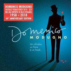 CD Un cilindro, un fiore e un frack Domenico Modugno