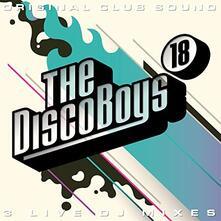 Disco Boys 18 - CD Audio di Disco Boys