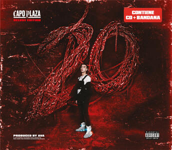 20 (Deluxe Edition + Bandana) - CD Audio di Capo Plaza