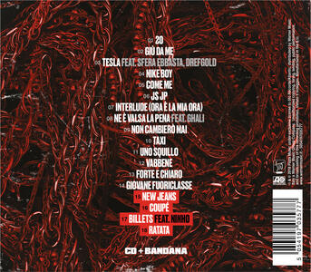 20 (Deluxe Edition + Bandana) - CD Audio di Capo Plaza - 2